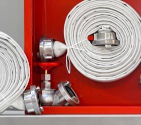 Испытание внутреннего пожарного водопровода