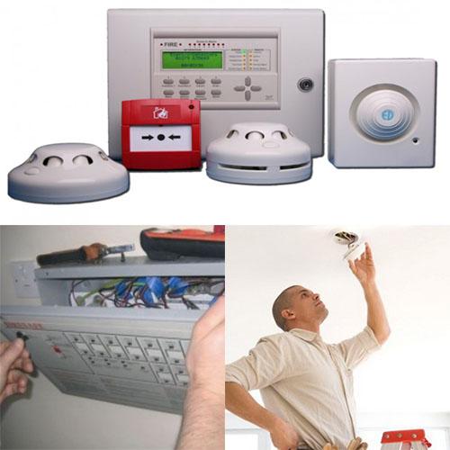 Обслуживание автоматических систем пожарной сигнализации