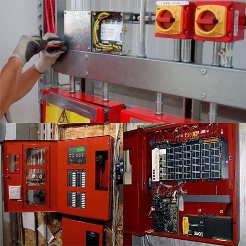 Обслуживание охранно-пожарных систем сигнализации