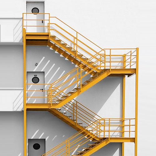 Испытание пожарных лестниц недорого