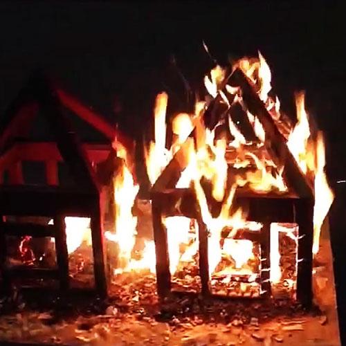 Огнезащитная обработка дерева в Москве
